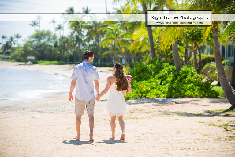 Family Photo Session at The Kahala Hotel & Resort Oahu Hawaii