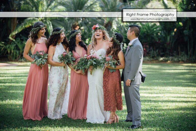 Hale Koa Hotel Garden Wedding Pictures Honolulu Hawaii