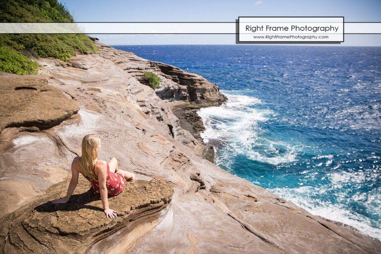 Oahu Senior Portrait Photographer Hawaii