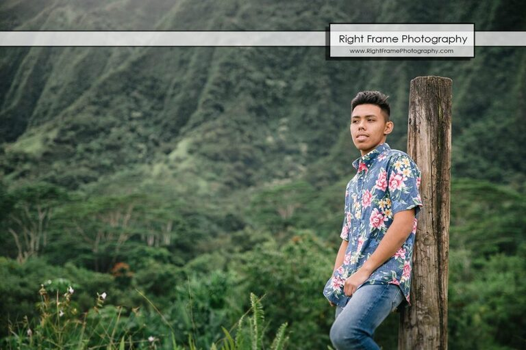 oahu senior portrait photographer Hawaii seniors portraits photographers Honolulu photos
