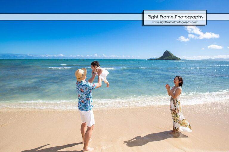 family professional photographers near Disney Aulani Resort Ko Olina