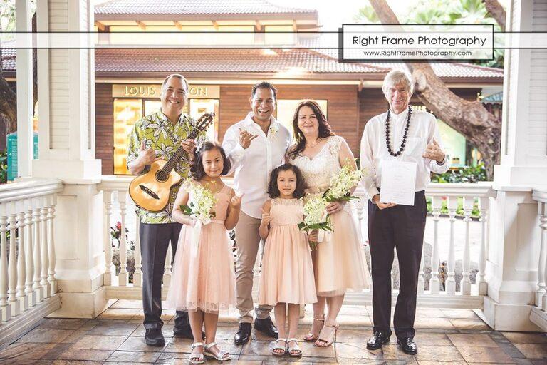 ow renewal The Akala Chapel Gazebo hilton hawaiian village Waikiki