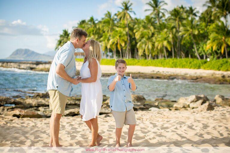 Family Photography near Ko Olina Beach