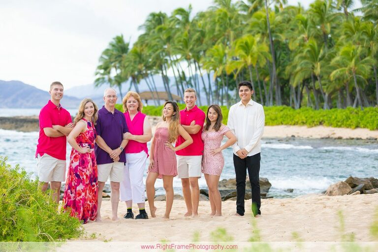 family photographer honolulu hawaii