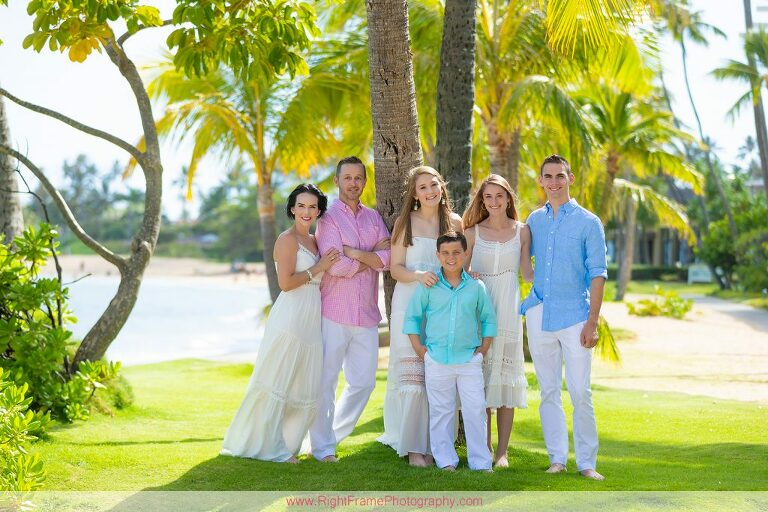 family photographers in oahu
