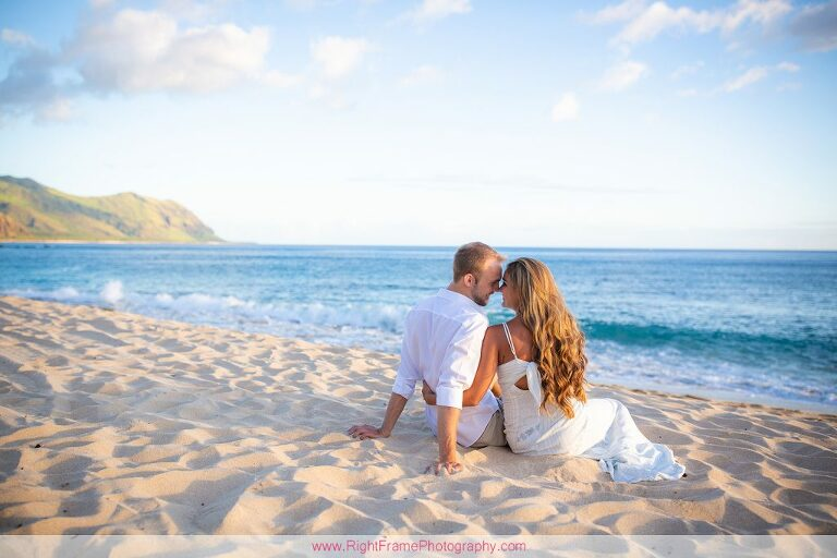 Destination Engagement Photography Hawaii