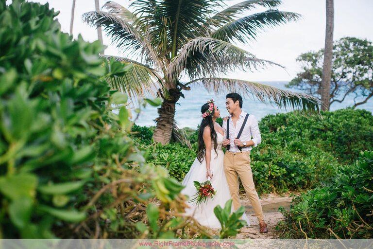 hawaii pre wedding photography