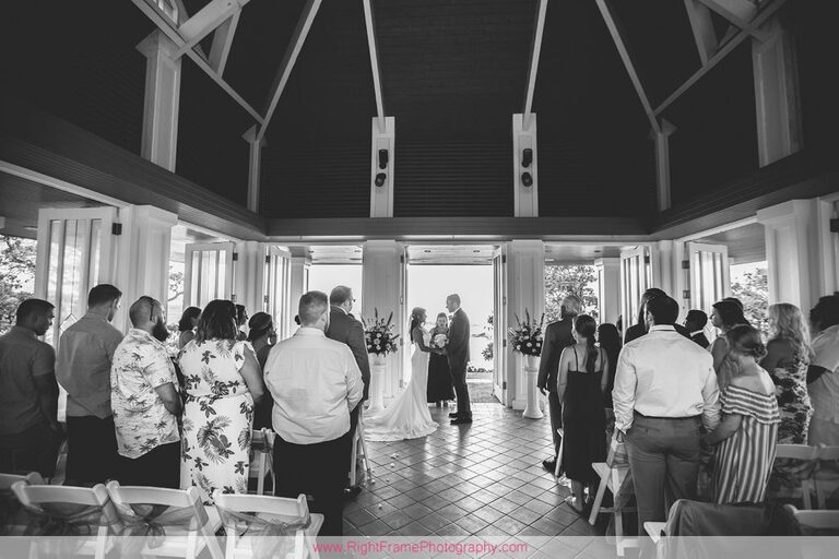 Turtle Bay Wedding Ceremony Photos Oahu Hawaii Pavilion