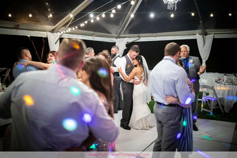 Turtle Bay Wedding Reception Photos Oahu Hawaii Tent Outdoor Venue