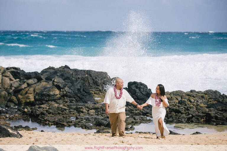 FAMILY AND ANNIVERSARY PORTRAIT ON OAHU