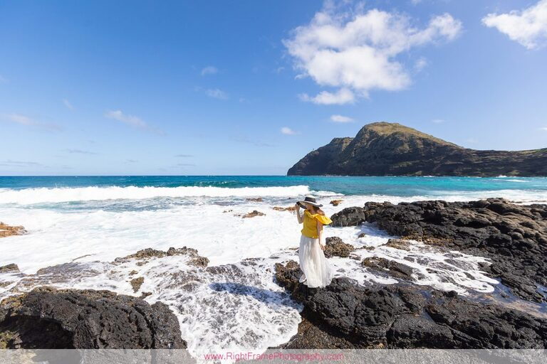 30th Wedding Anniversary Photography on Oahu