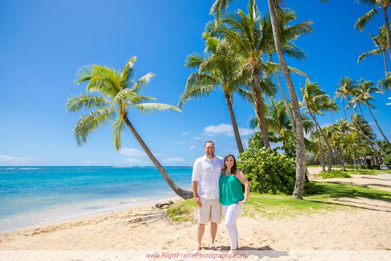 Oahu Vacation Photographer Kahala Beach