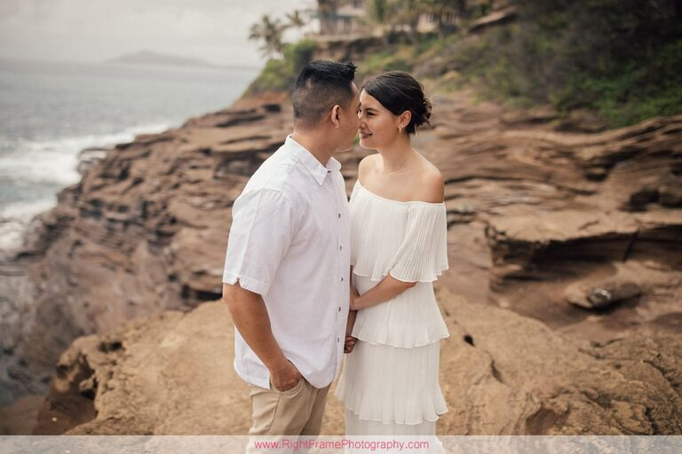 Engagement Pictures Ideas Hawaii