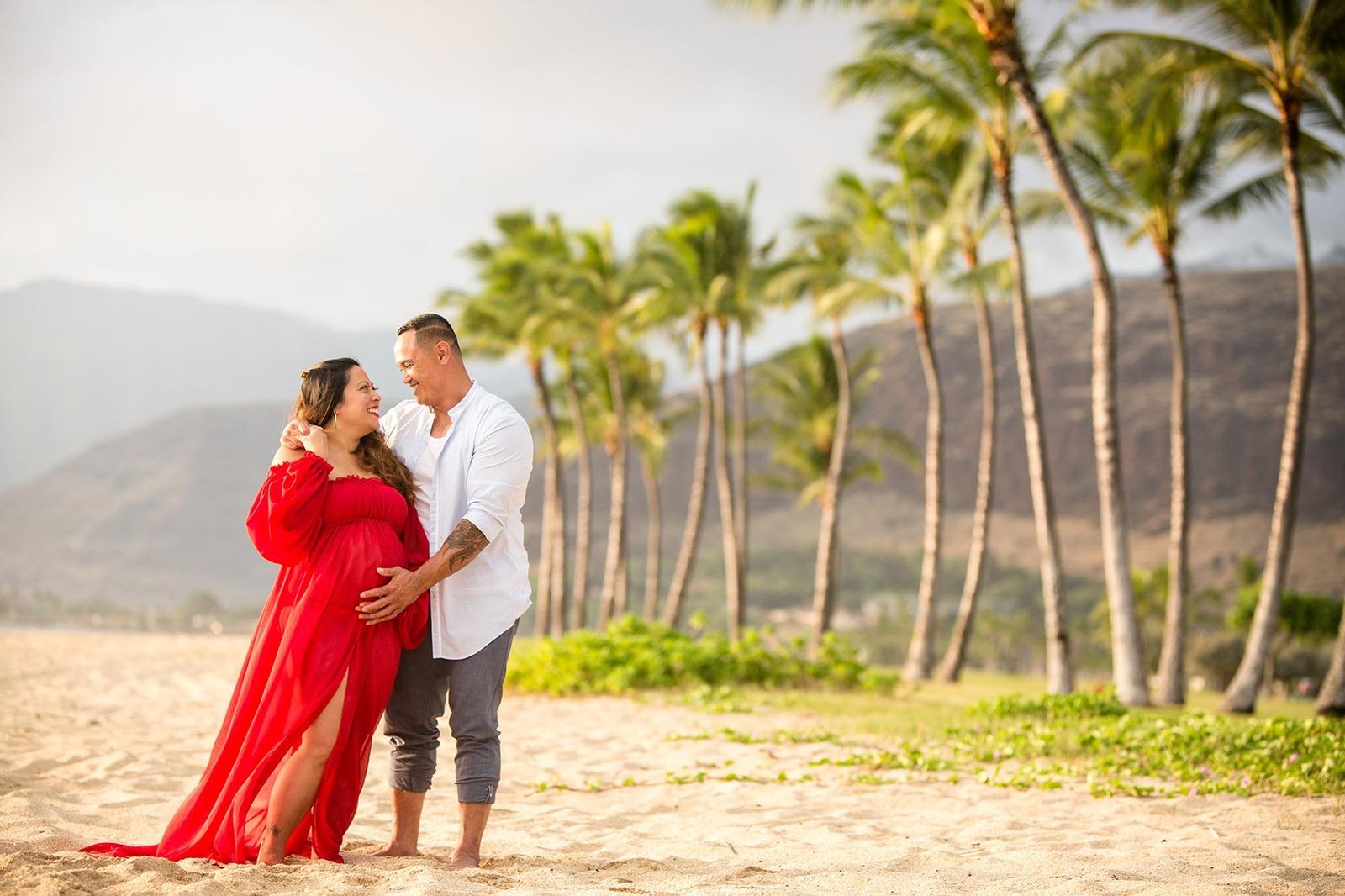 Honolulu Maternity Photography