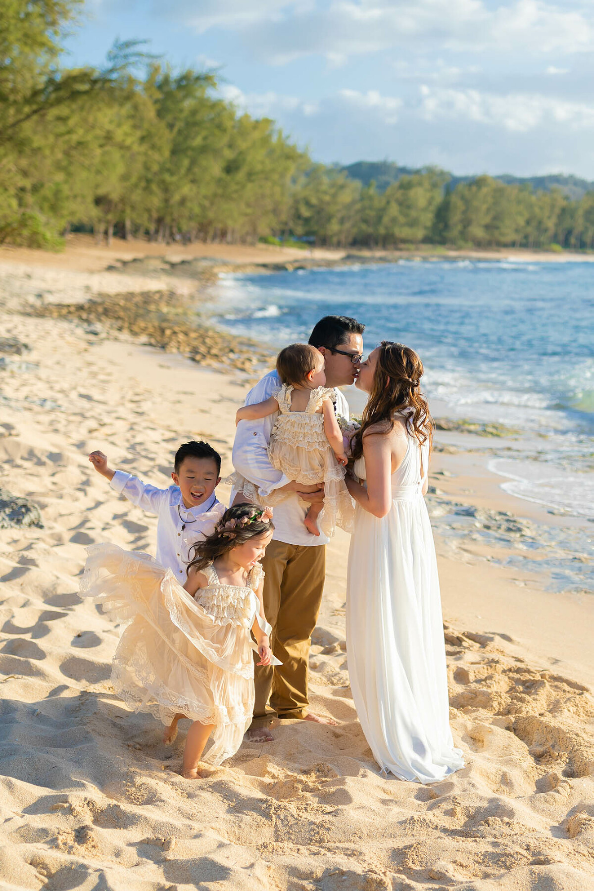 Vow Renewal Hawaii Oahu Photography